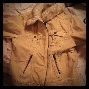 Tan/khaki Aeropostale jacket